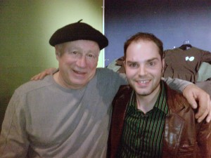 Jason Barnard meets Rutle legend Neil Innes