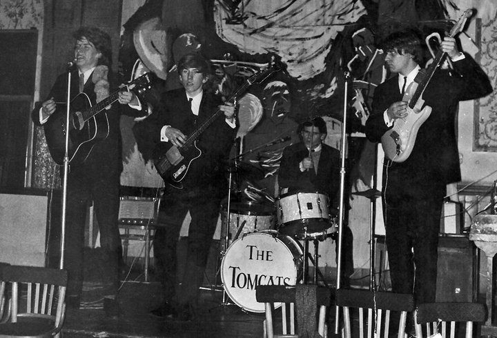The Tomcats 1963 Ealing Town Hall West London