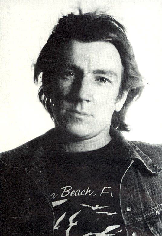 Malcolm Tomlinson, late 1970s