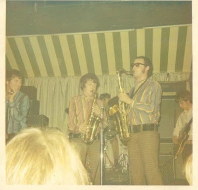 The Clayton Squares live at the Marquee, 1966