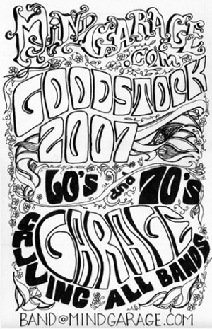 Mind Garage Goodstock Poster