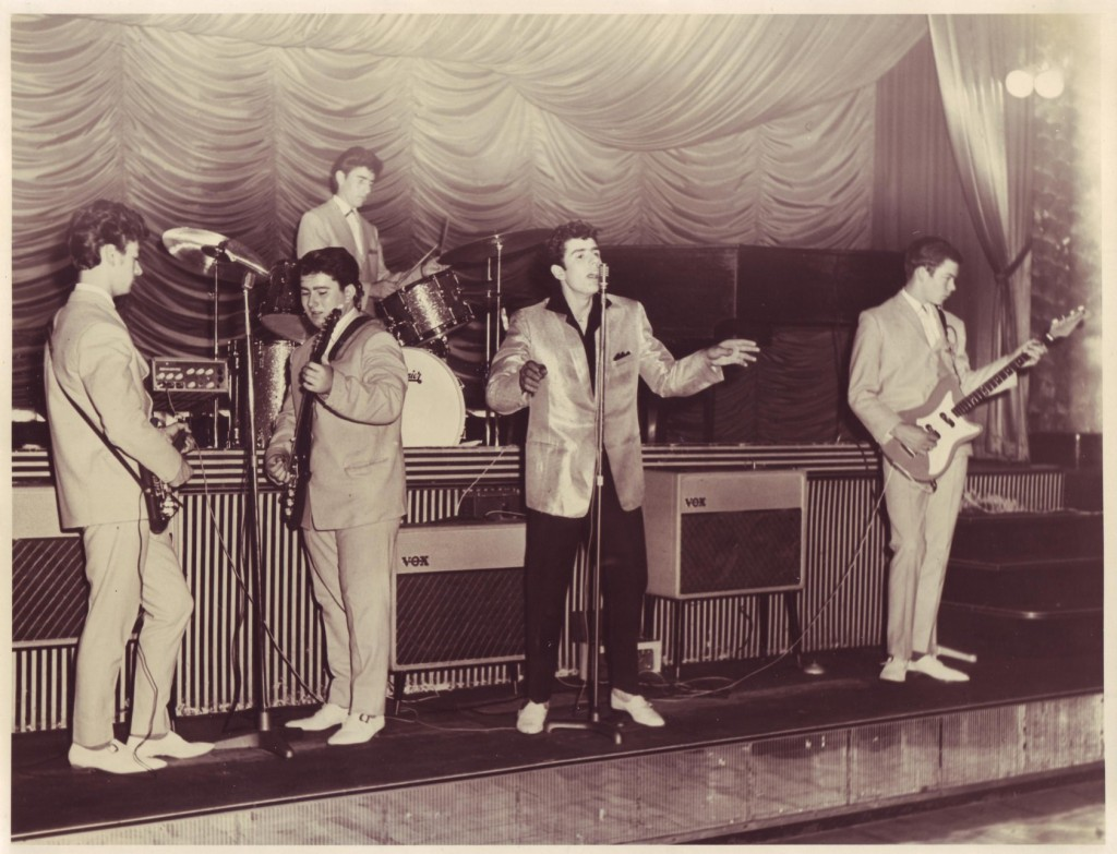 The original Mike Dee & The Jaywalkers - 1961