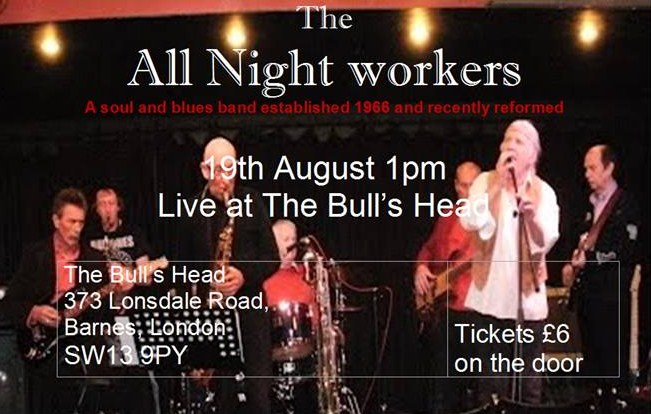 All Night Workers Live