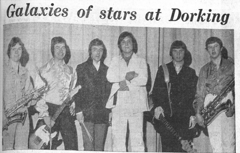 The All Night Workers, November 1968 at Dorking Halls after Mick Wheeler had left
