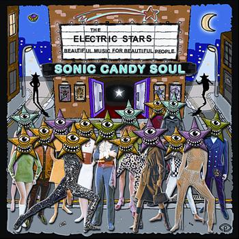 The Electric Stars - Sonic Candy Soul