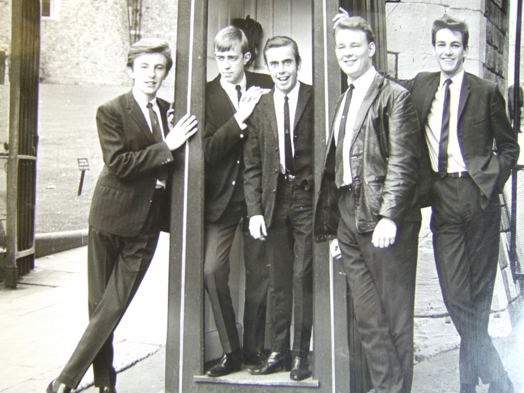 The Phantoms early 1960s