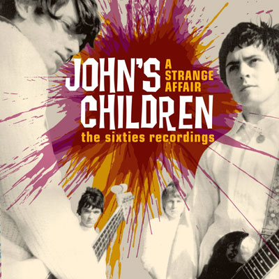 A Strange Affair - John's Children