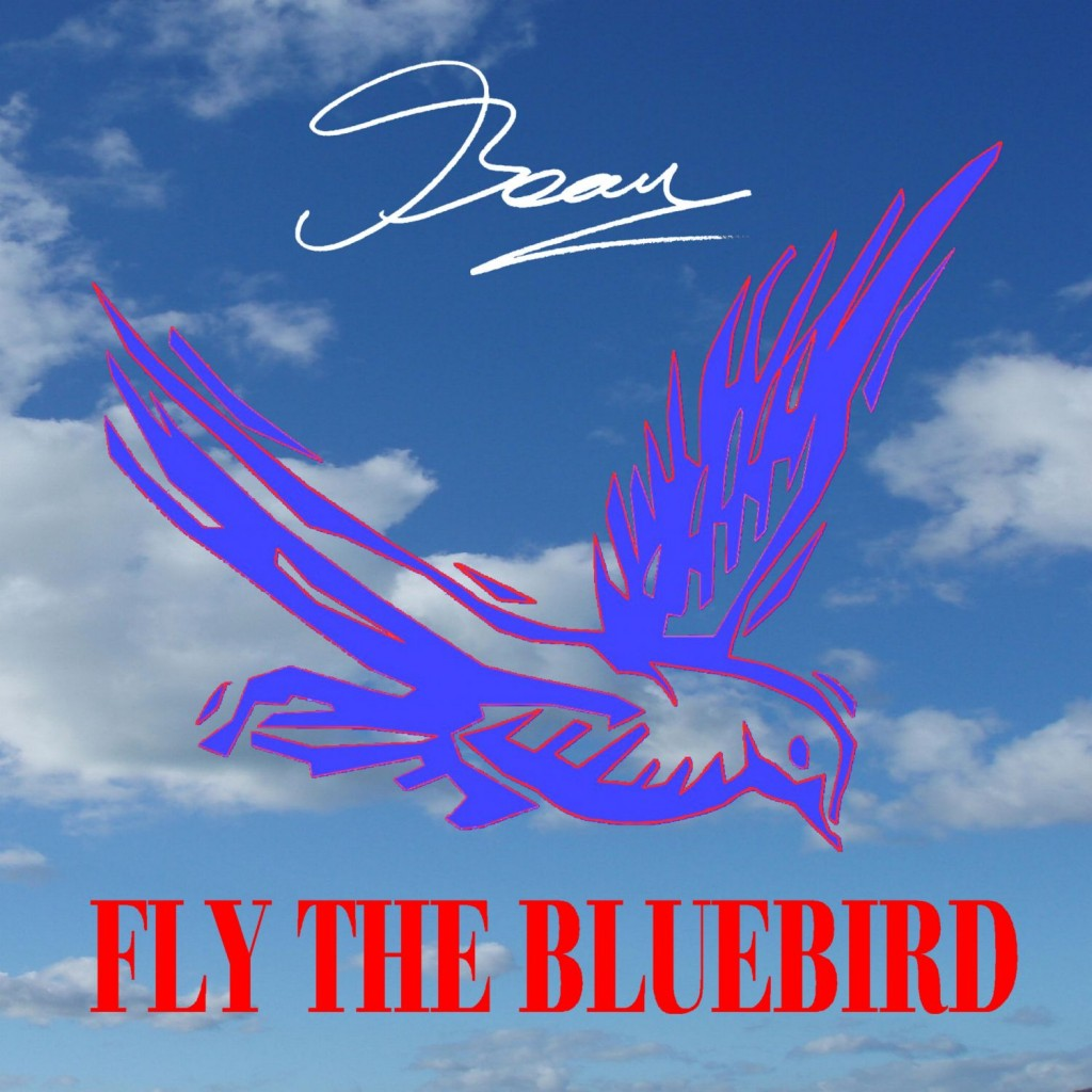 Beau, Fly The Bluebird - cover