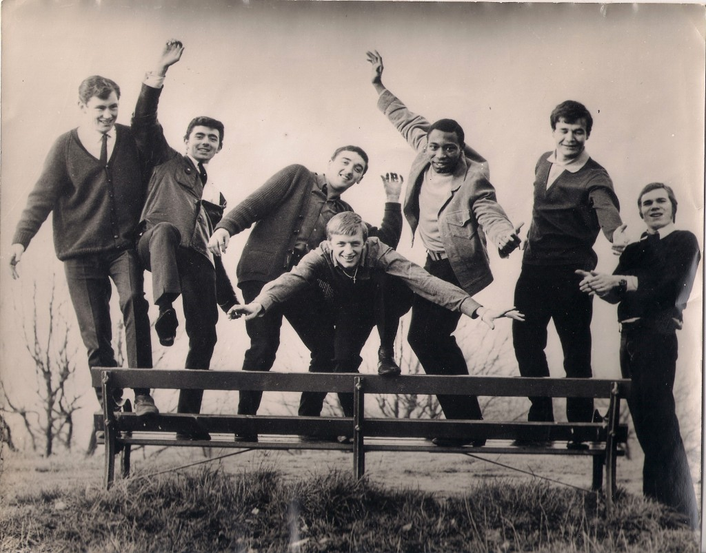 Original Ram Jam Band 1965