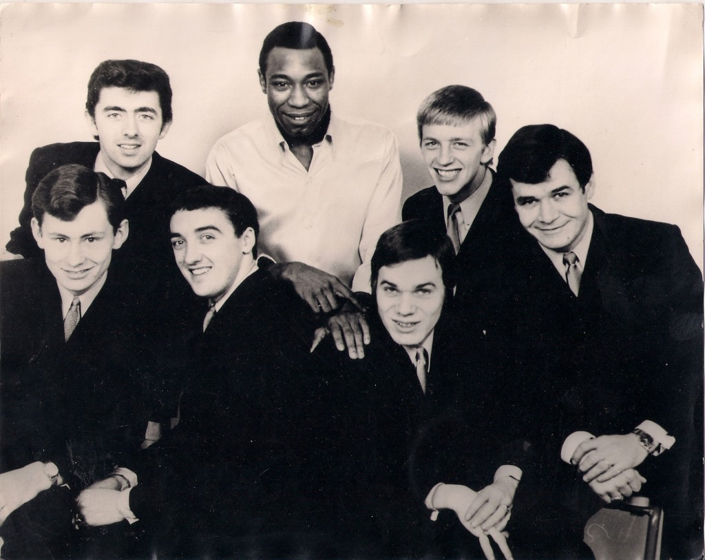 Ram Jam Band pictured in 1965
