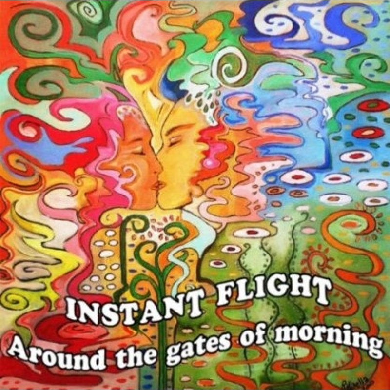 INSTANT-FLIGHT-Around-The-Gates-Of-Morning-CD