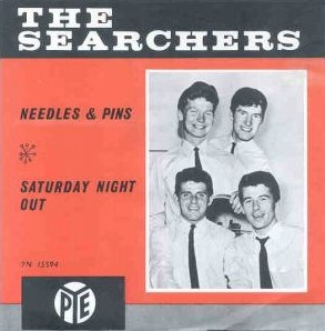 The_Searchers_-_Needles_and_Pins_single