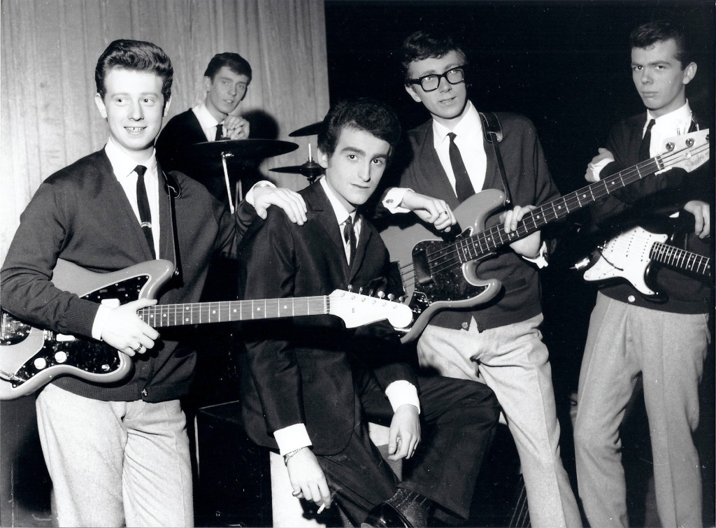 Rob, Don, Dick, Brad, Ted - 1962