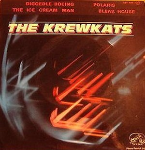 The KrewKats 2nd EP