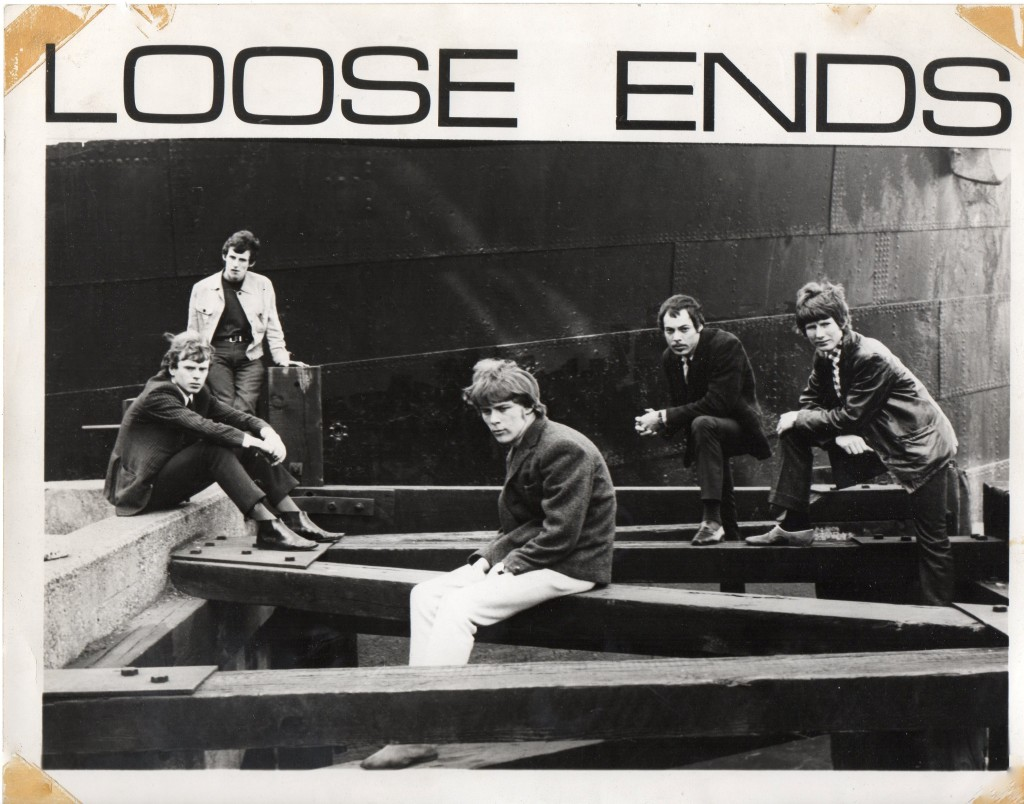 The Loose Ends Roy Davies Peter Kirtley Dave Collman Alan Marshall Alan Whitehead