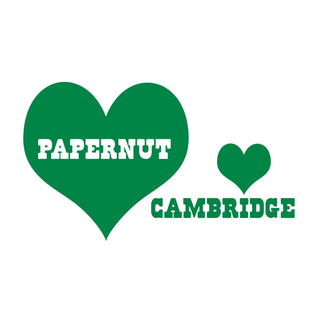 Papernut Cambridge – Love The Things Your Lover Loves