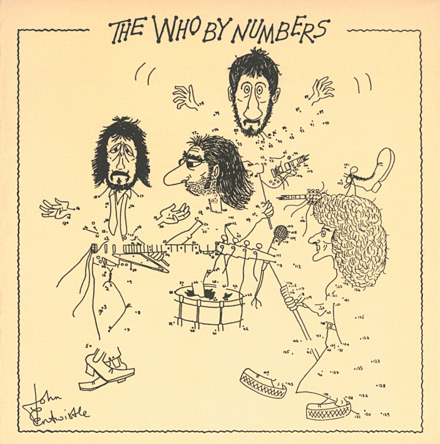 the-who-by-numbers