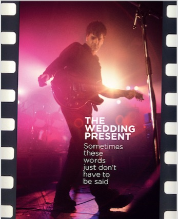 sometimes these words the wedding present
