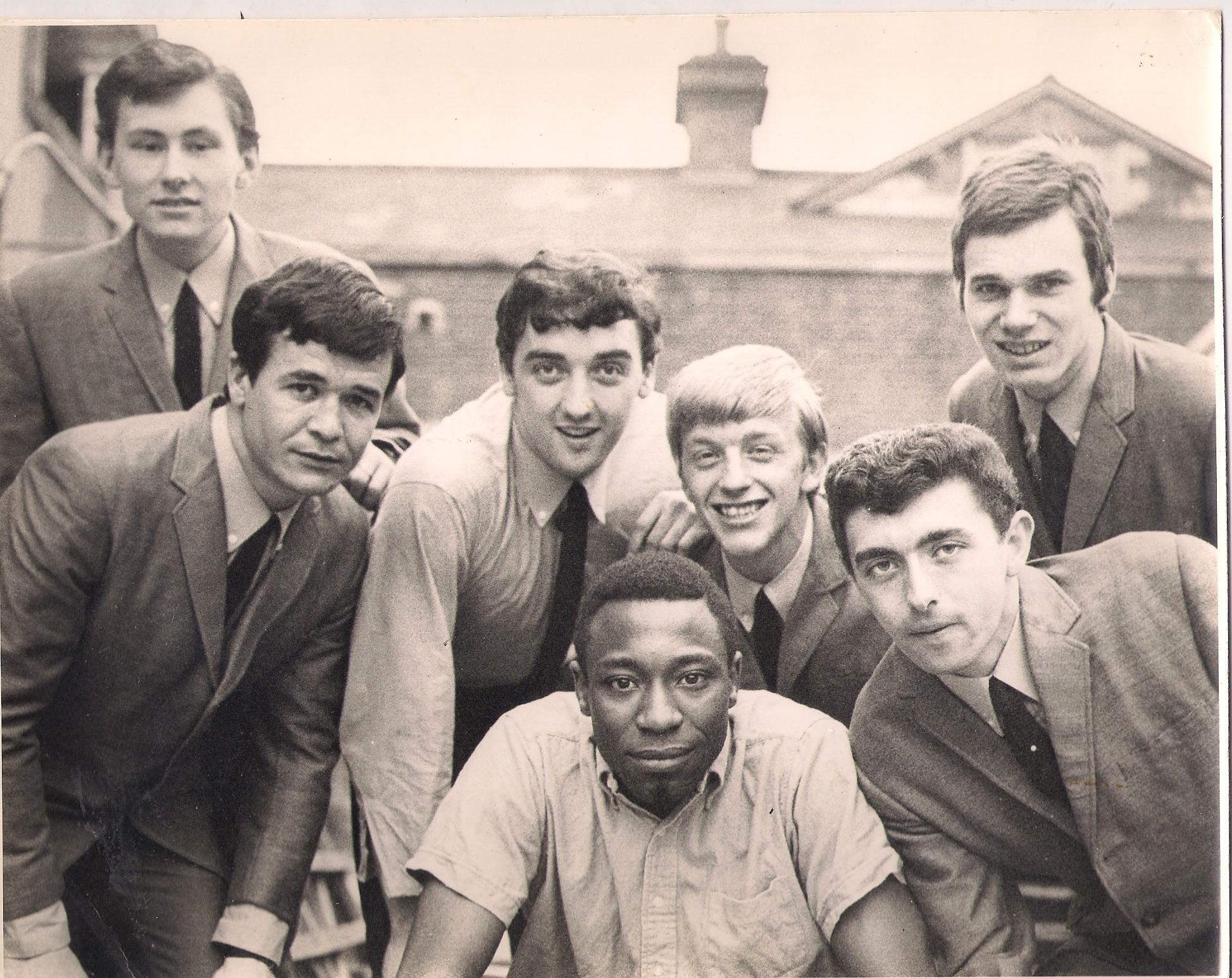 Geno Washington and The Ram Jam Band 1965-1967 | The Strange