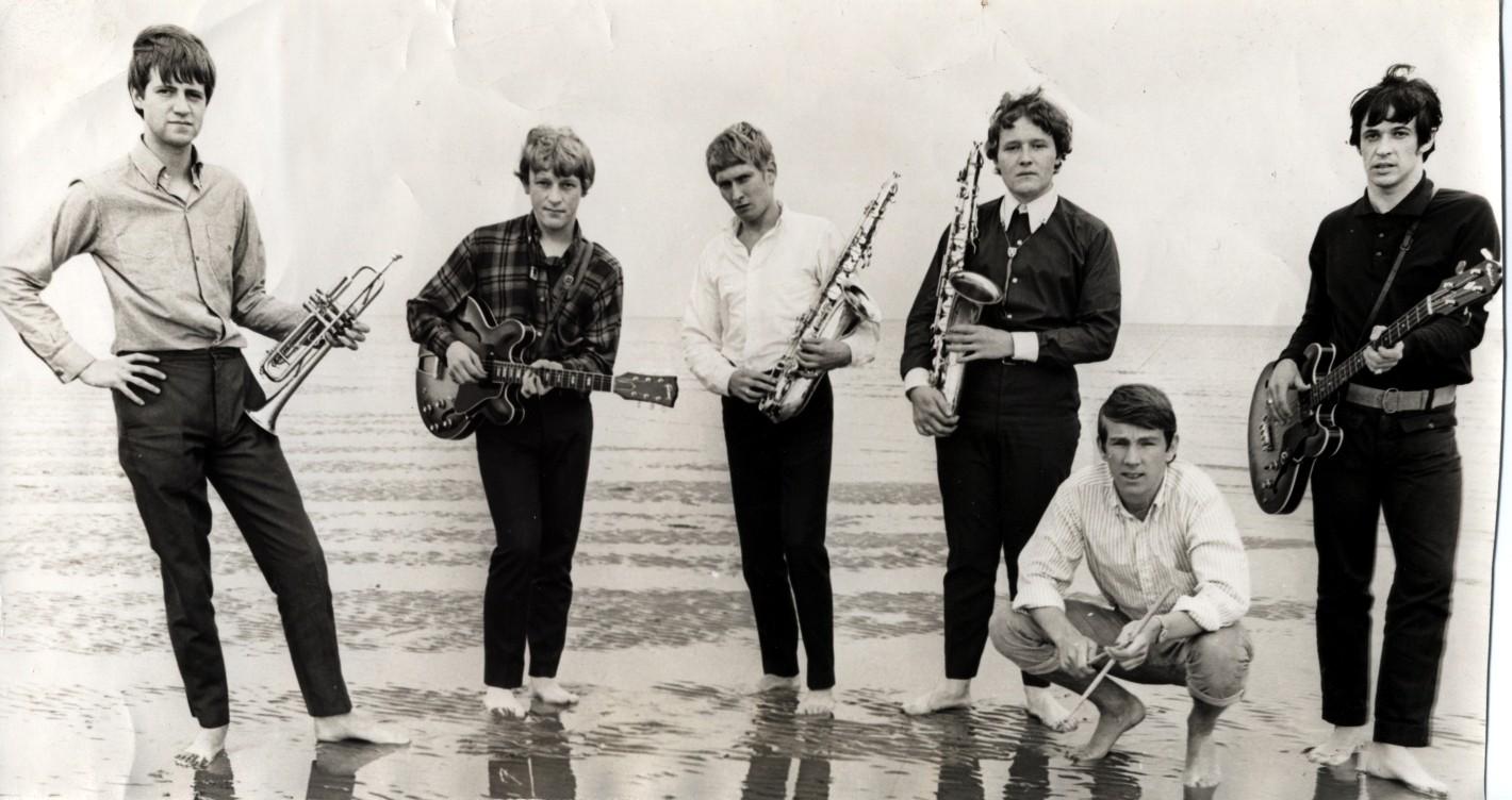 fe406035bdd The Strange Brew » Noblemen on Bognor Regis beach summer 1966